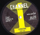 Tony Tuff - Separation / Come Along (Channel One Lost & Found / DKR) US 10""